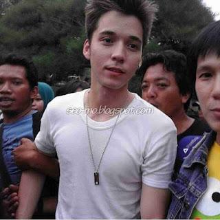 Foto Boy Anak Jalanan RCTI Ditempat Syuting