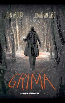 "Portada de ""Grima"" ( The Creep) de John Arcudi y Jonathan Case"