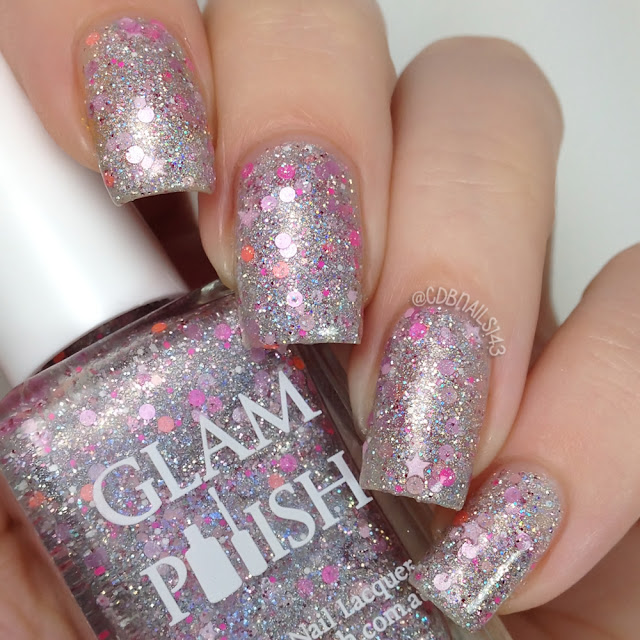 Glam Polish-Peach Has Got It!