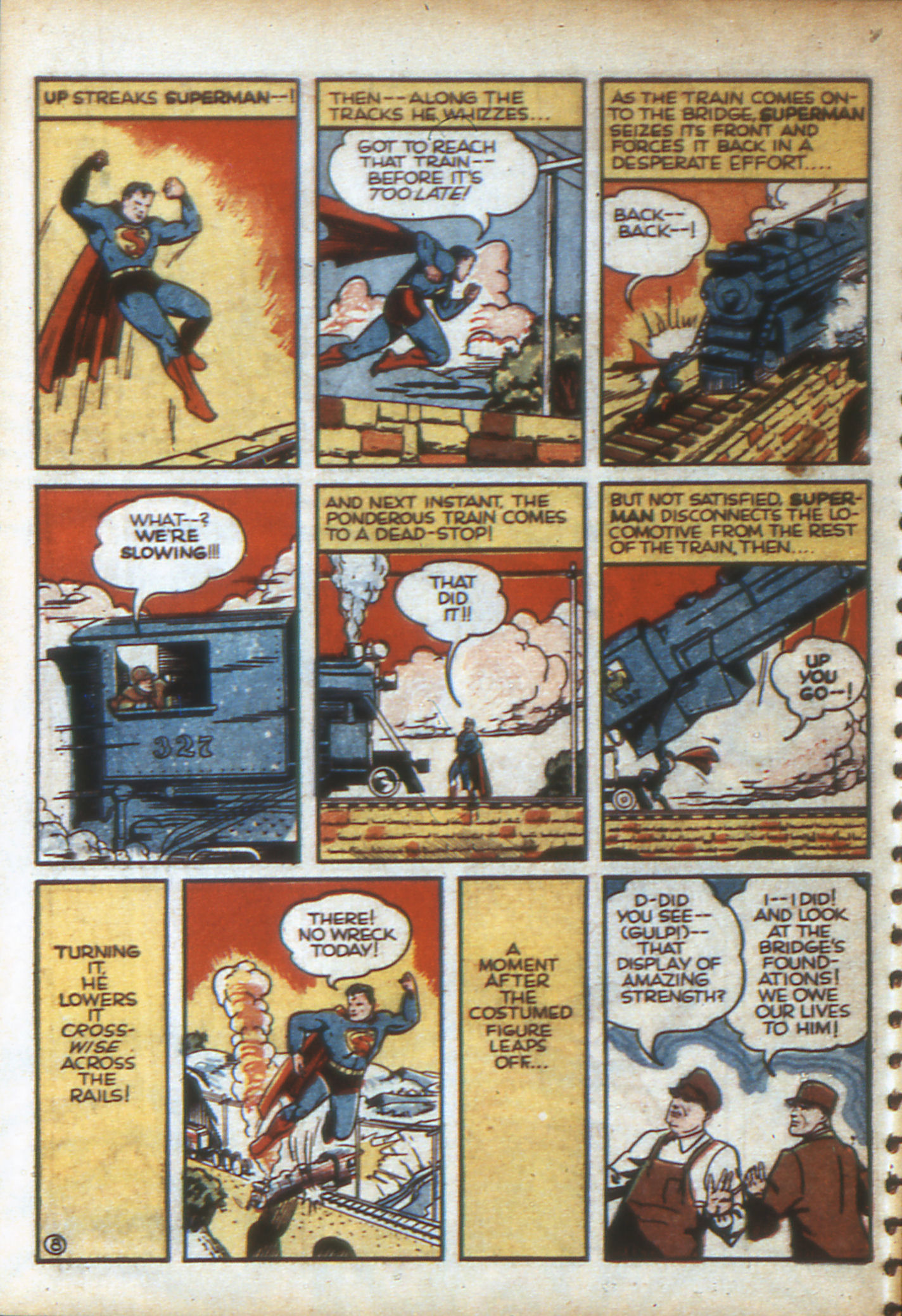 Action Comics (1938) 36 Page 10