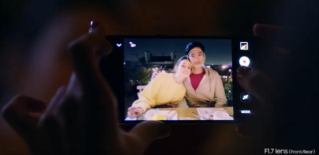 Galaxy S7 Kamera ile Gece Çekimi