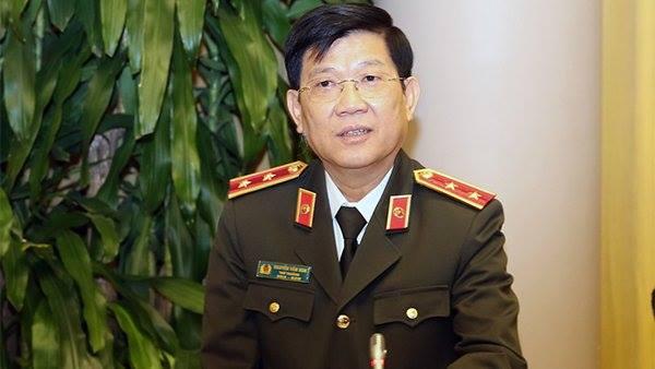 Thứ trưởng Bộ Công an Nguyễn Văn Sơn