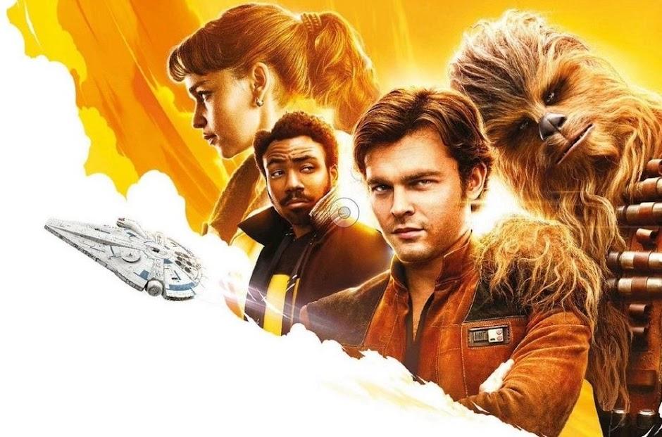 """Divulgado 1º trailer de """"Han Solo: Uma História Star Wars"""""""