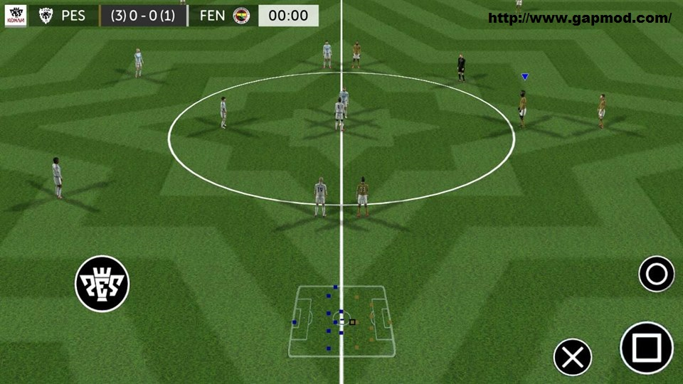 Pes 15 mod apk download | [Download] PES 2014 Apk [v 1 0] Pro