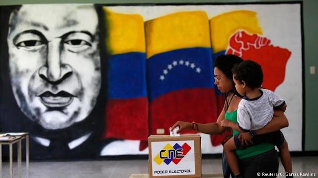 La pesadilla: Venezolanos acuden a las urnas con una esperada alta abstención de la oposición