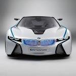 Image of BMW Concept Car