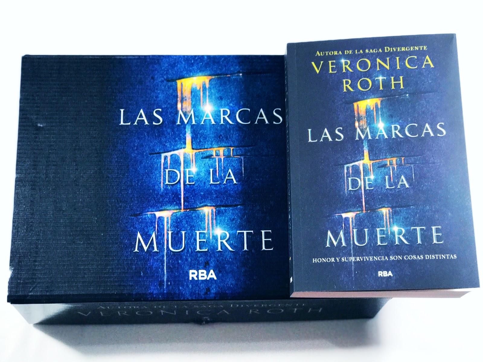 Caos Literario Reseña Las Marcas De La Muerte Las Marcas De La Muerte 1 Veronica Roth