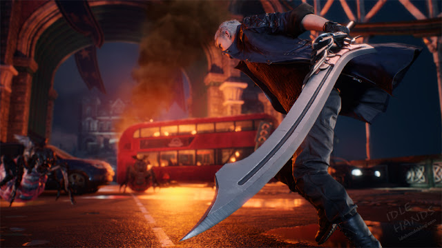 Capcom's Devil May Cry 5 May 2019