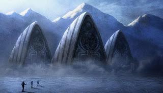 Resultado de imagen para ciudad bajo el hielo antartico