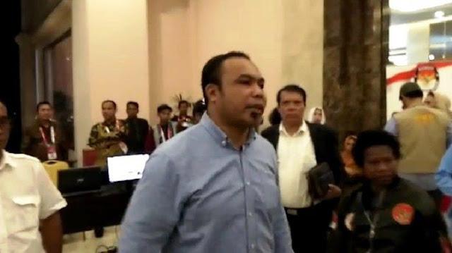 Kader Partai Demokrat Teriak di Hotel Sultan, Ancam Keluar dari Koalisi Prabowo-Sandi