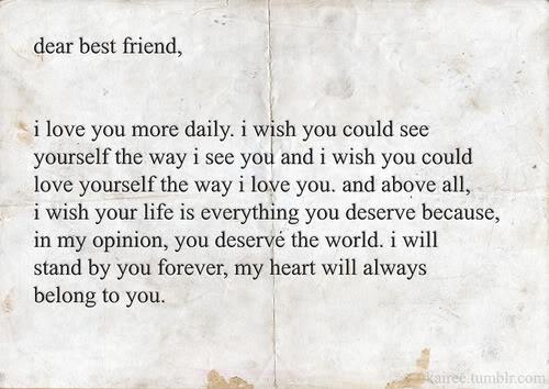 ayat untuk bestfriend, ayat untuk sahabat tersayang, bestfriend quotes,