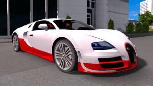 Bugatti Veyron car mod