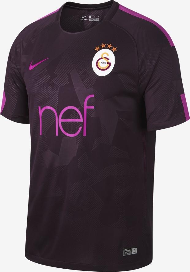 a23e910edb91c Nike lança a nova terceira camisa do Galatasaray - Show de Camisas
