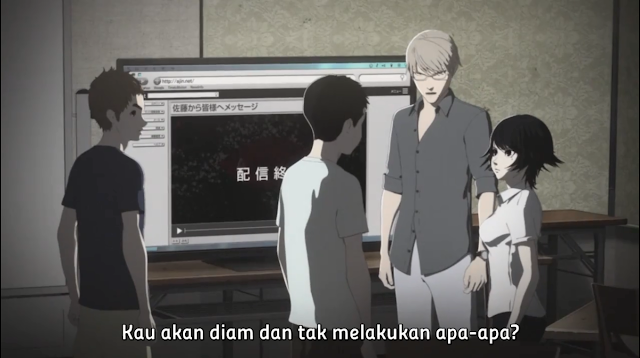Ajin S2 Episode 11 Subtitle Indonesia