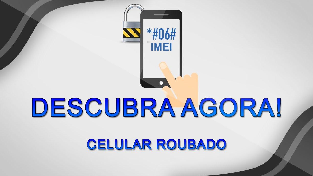 celular roubado pode ser rastreado