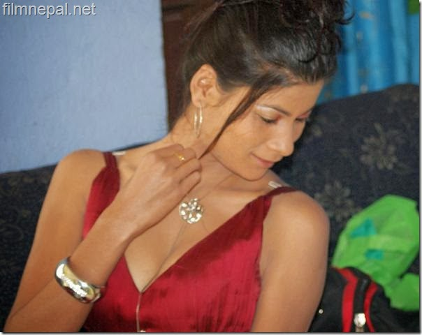 Babita Roja Dhakal Has Seen A Nepali Blue Film  Nepali -1263
