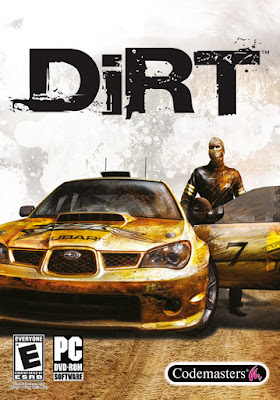 Colin McRae Dirt  highly compress pc game