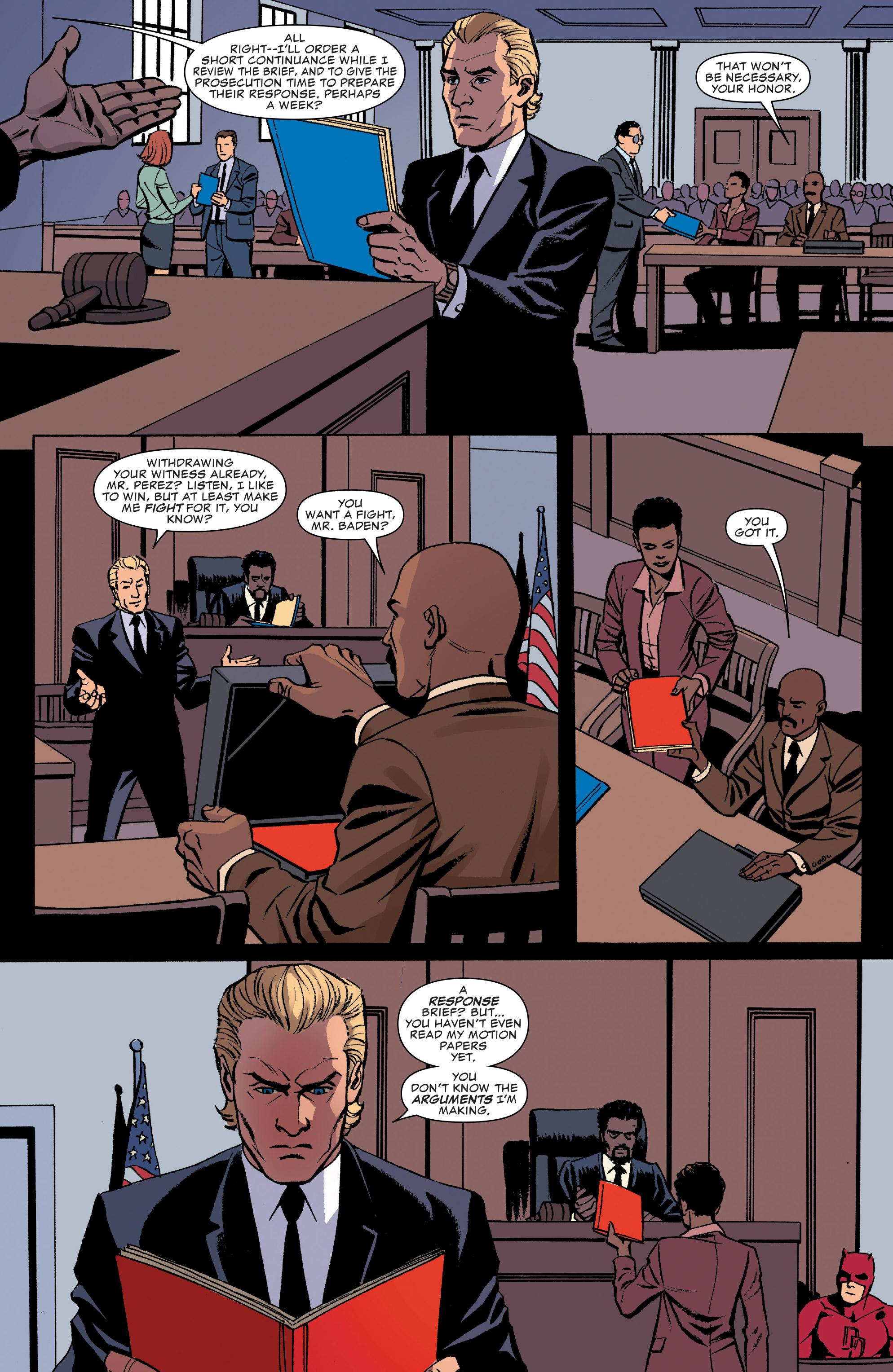 Read online Daredevil (2016) comic -  Issue #22 - 6