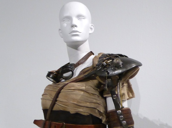 Mad Max Fury Road Furiosa costume detail