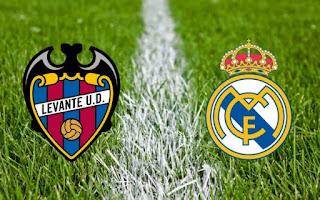 Леванте – Реал Мадрид прямая трансляция онлайн 24/02 в 22:45 по МСК.