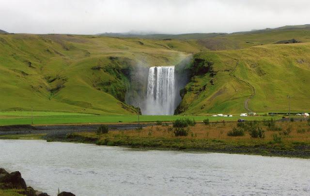 Cachoeira Skogafoss – Islândia