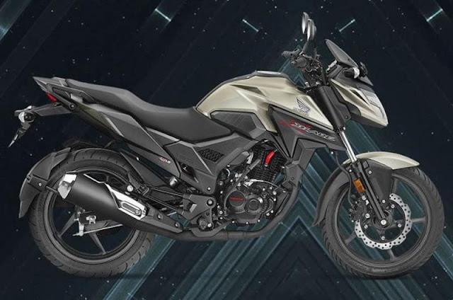 Honda Ấn Độ tung ra mẫu xe côn tay X-Blade với giá chỉ từ 26 triệu đồng ảnh 2
