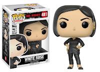 Funko Pop! White Rose
