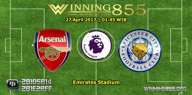 Prediksi Skor Arsenal vs Leicester City