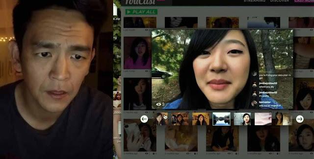 10 أفلام متعددة التصنيفات تناولت تأثير الإنترنت ومواقع التواصل الاجتماعي فيلم searching