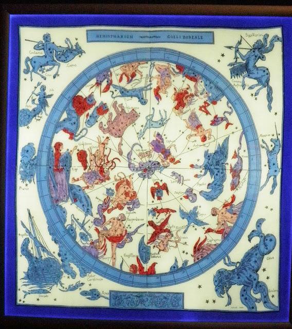 Hemisphaerium Coeli Boreale (Астрологический атлас звёздного неба), 1938, Художник Hugo Grygkar