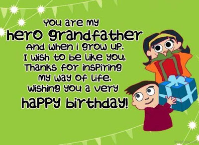 happy birthday grandpa letter