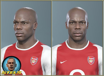 PES 2019 Faces Sylvain Wiltord By Stels