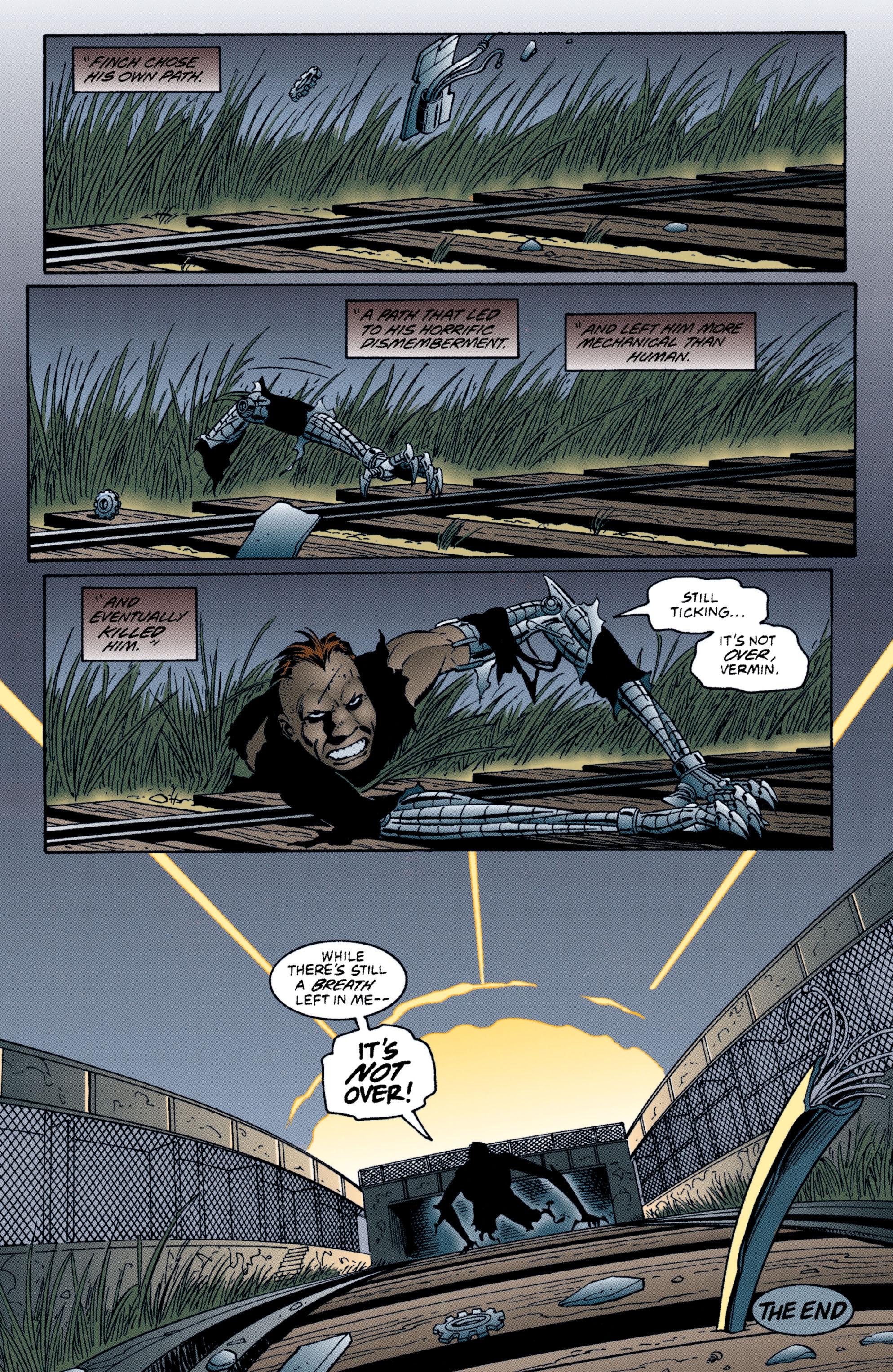Detective Comics (1937) 718 Page 22