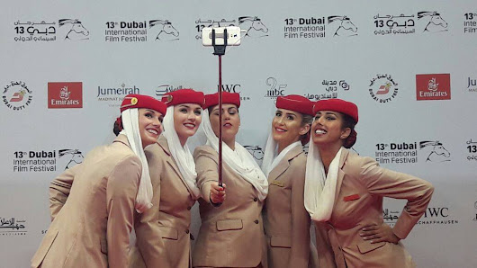 LIVE Dubai International Film Festival 2016