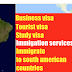 Study in south america, Immigration to south america , Business visa ,Tourist visa