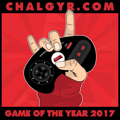 2017 Games of the Year!
