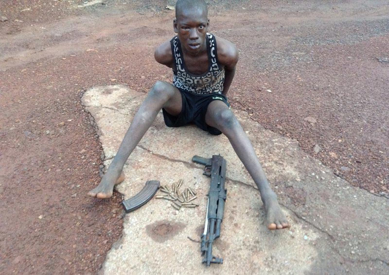 Finally, Fulani herdsman nabbed with AK47 charged to court in Enugu