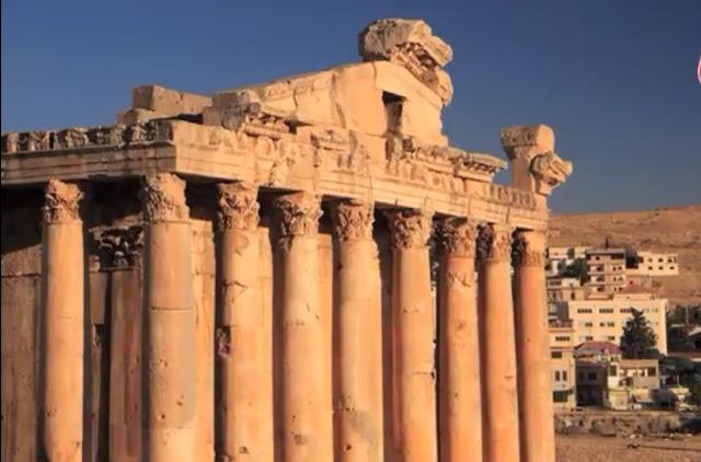 Balbeck Temple Lebanon