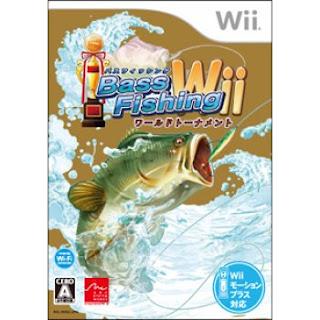 [Wii][バスフィッシングWii ワールドトーナメント ] ISO (JPN) Download
