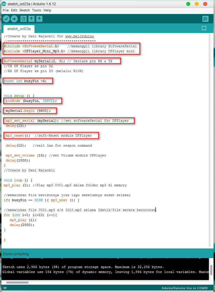 Lab: Serial Output from an Arduino to Processing ITP