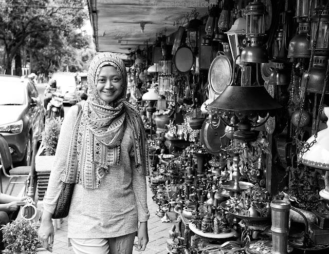 Jalan Surabaya, Menteng