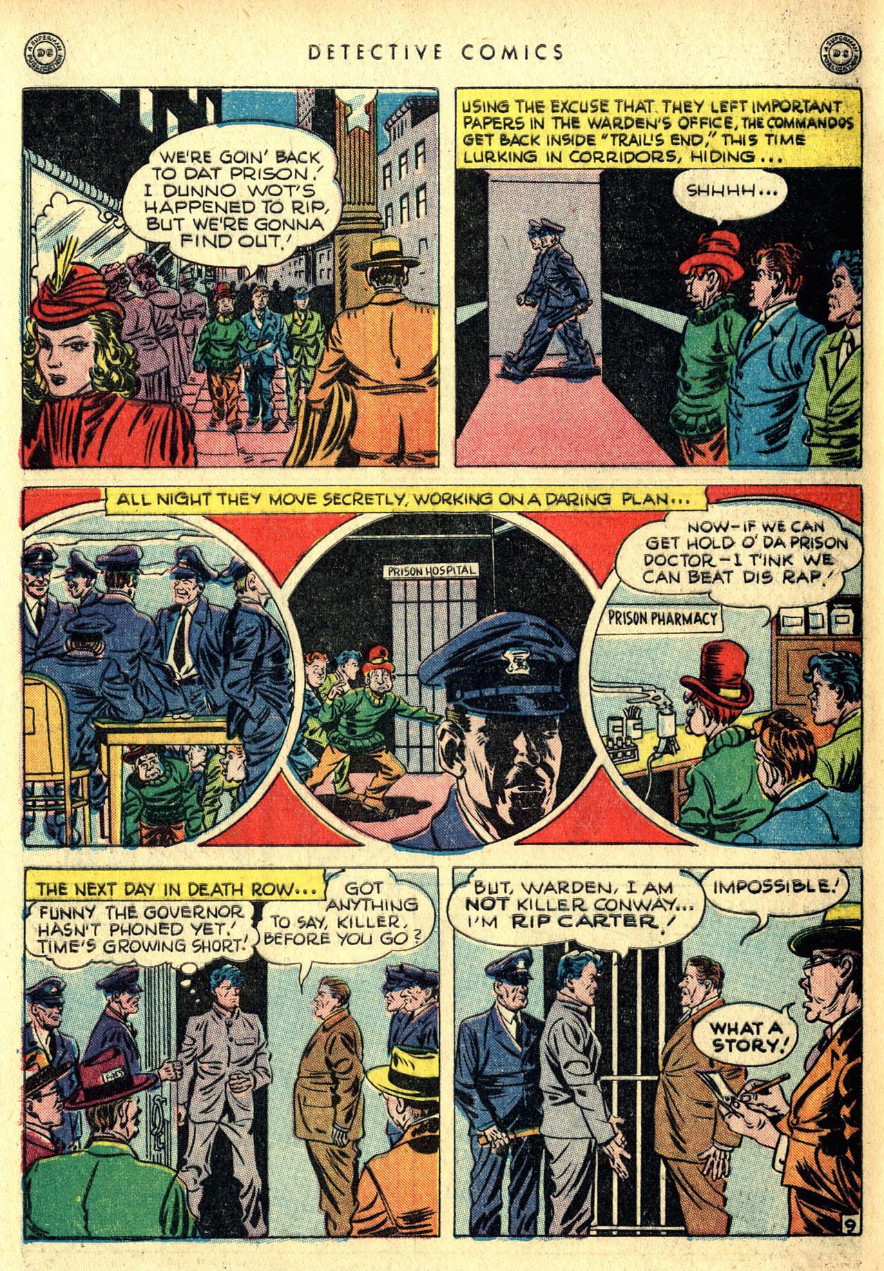 Read online Detective Comics (1937) comic -  Issue #116 - 46