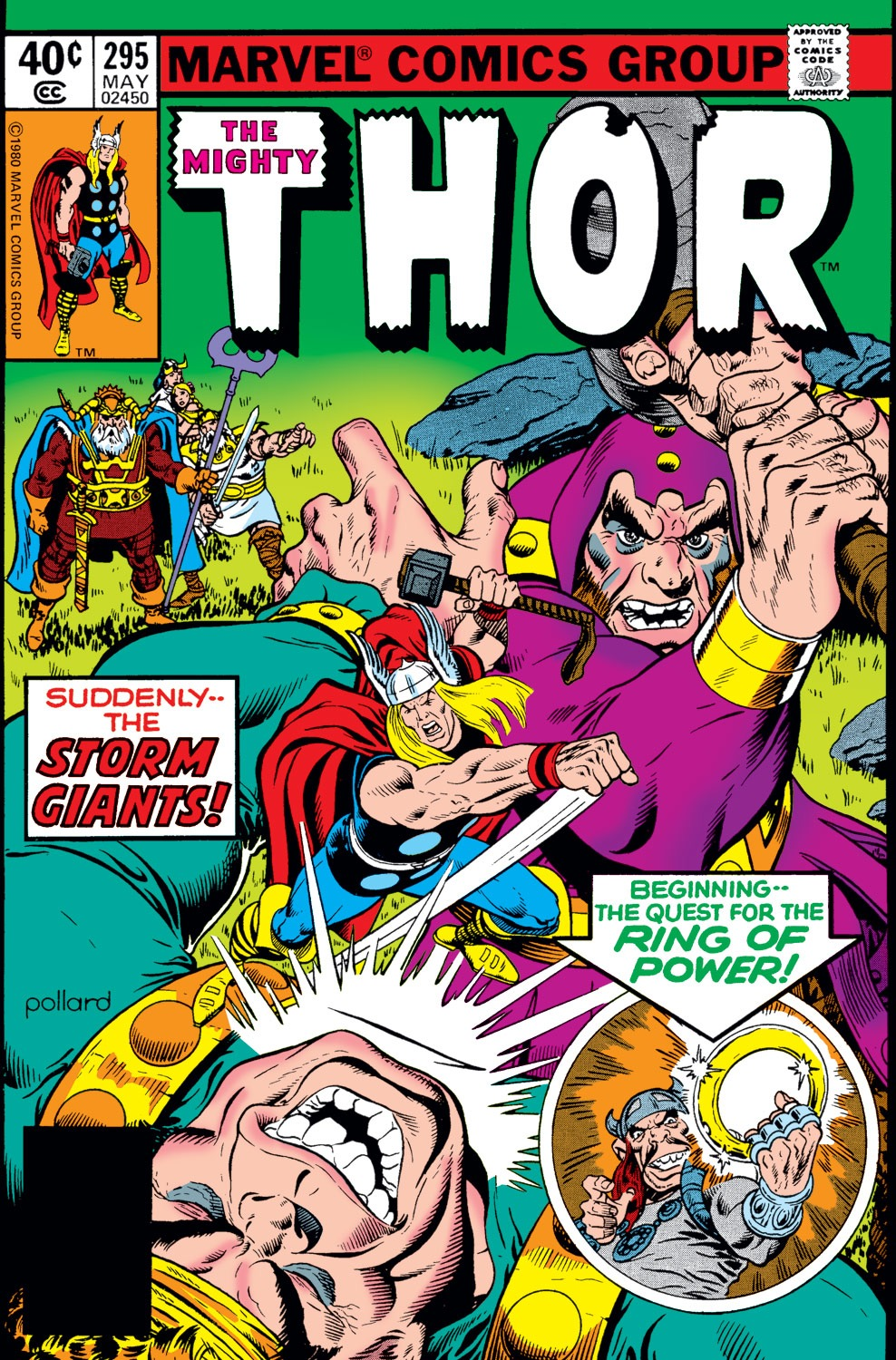 Thor (1966) 295 Page 1