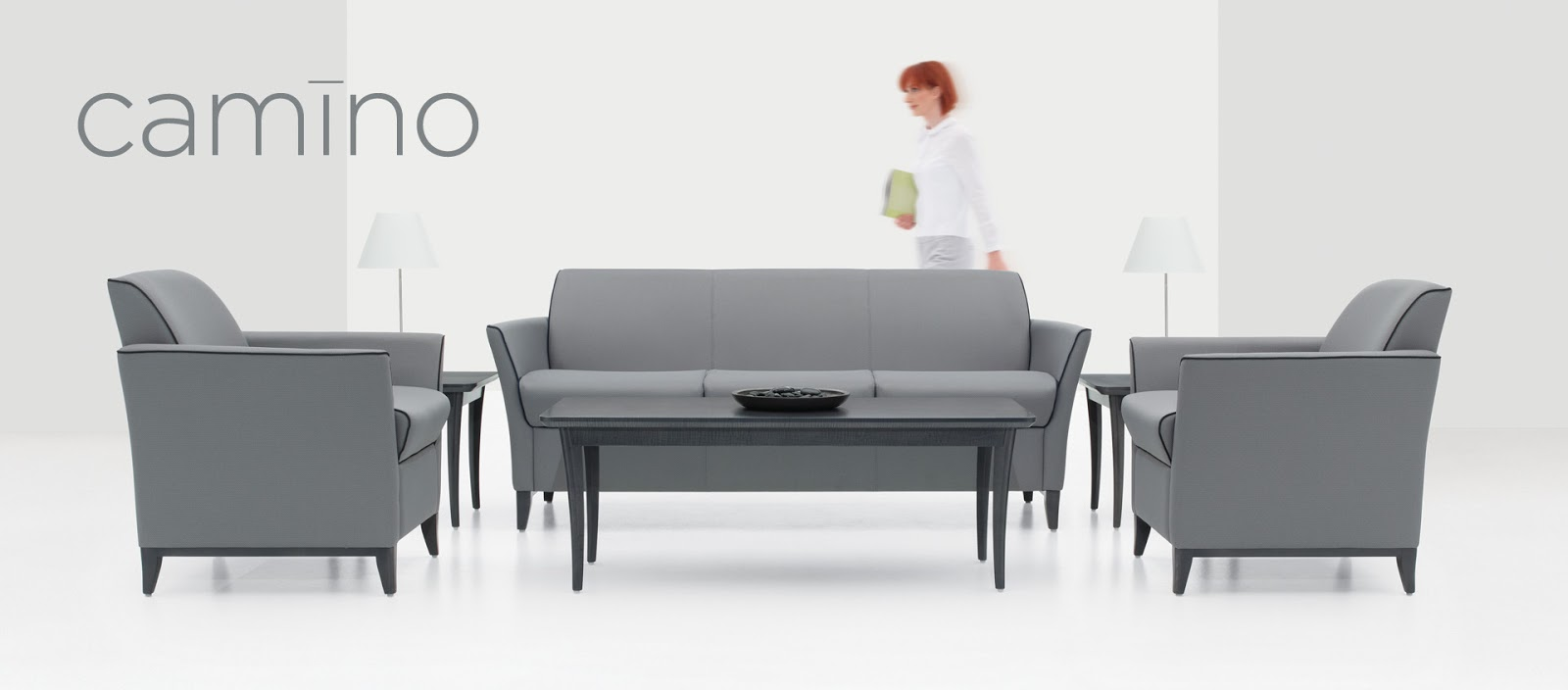 Coming Soon Camino Reception Furniture By Global Total