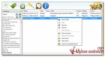 DOMDOMSOFT MANGA DOWNLOADER 5.0.6 Included Activator
