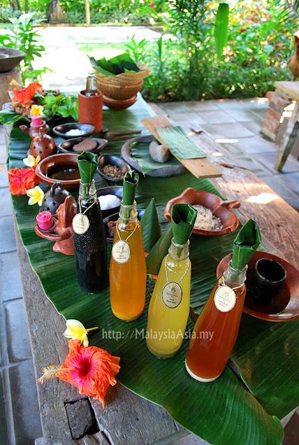 Balinese Jamu