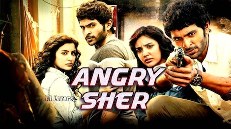 Angry Sher 2019 Hindi Dubbed Full Movie Download