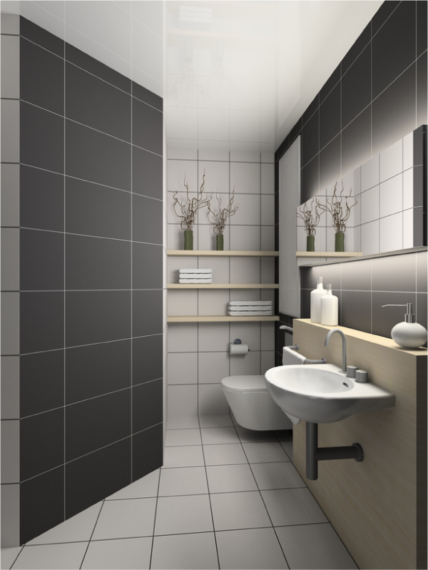 Progettare Un Bagno Moderno E Di Design Dettagli Home Decor