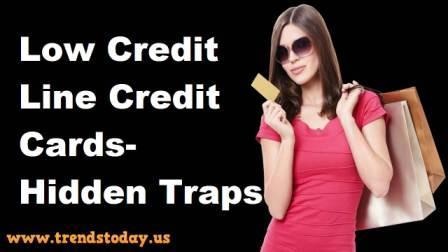 low credit line credit card