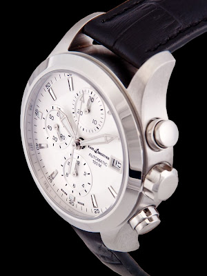 Karl Breitner Admiral automatic chronograph watch
